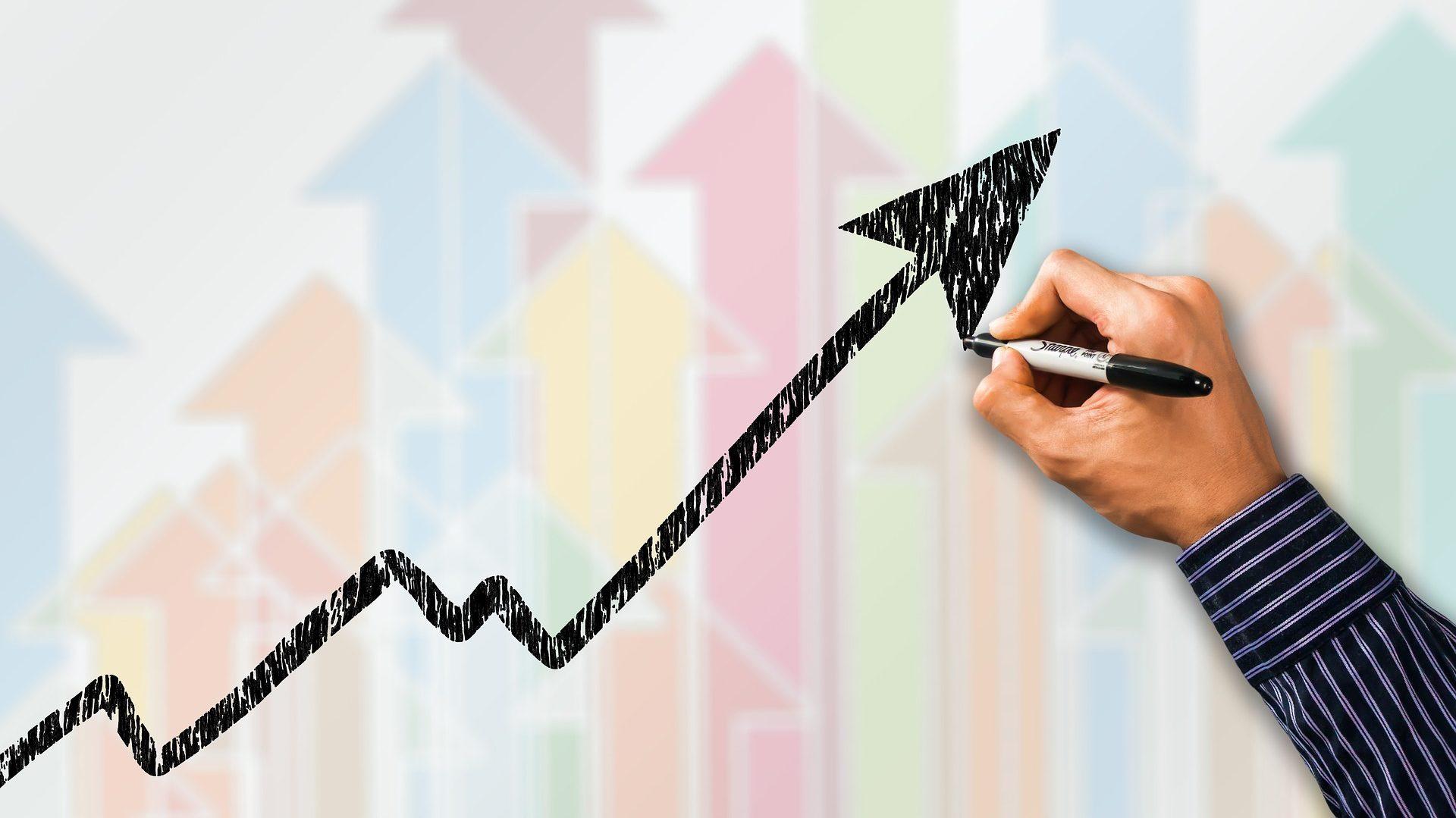 CRÉATION DE SITES WEB stock profits